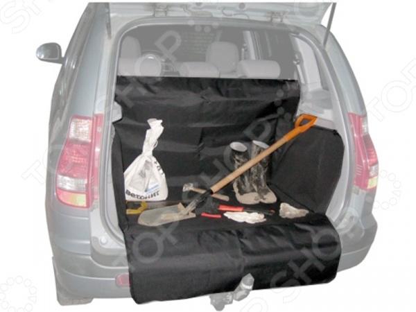 Накидка защитная в багажник daf 0221 накидка защитная для животных avtoporyadok 2 в 1 в салон и багажник
