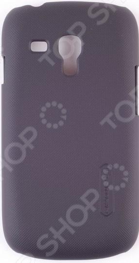 Чехол защитный Nillkin Samsung Galaxy SIII mini I8190/Galaxy SIII mini I8200 usb battery charger for samsung galaxy siii mini i8190 black 2 flat pin plug 100 240v