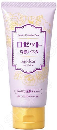 Пенка для умывания Rosette Acne Clear для нормальной и жирной кожи для очищения кожи tria positively clear acne clearing blue light