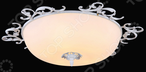 Люстра потолочная Natali Kovaltseva 10796/8C WHITE GOLD цена