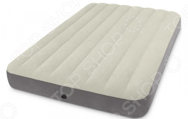 Матрас надувной Intex Full Deluxe Single-High Airbed 64102