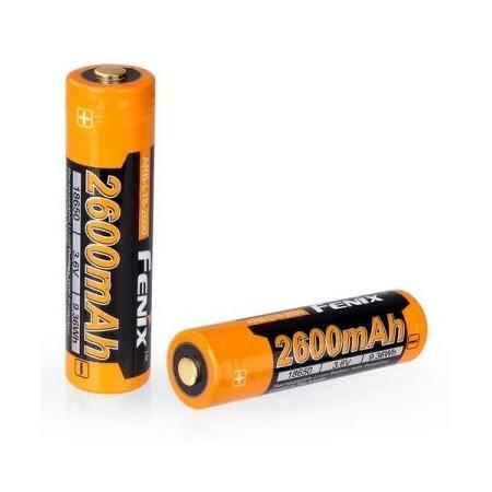 Батарея аккумуляторная Fenix 18650 ARB-L18