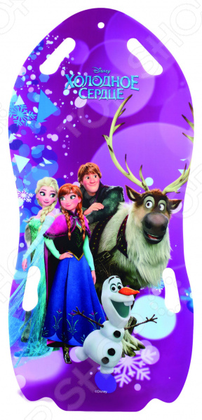 Ледянка для двоих 1 Toy Disney «Холодное сердце» ледянка для двоих disney холодное сердце