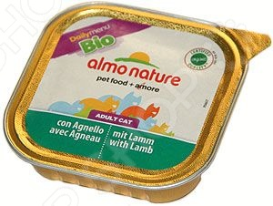 almo nature DailyMenu Bio Adult with Lamb 39500