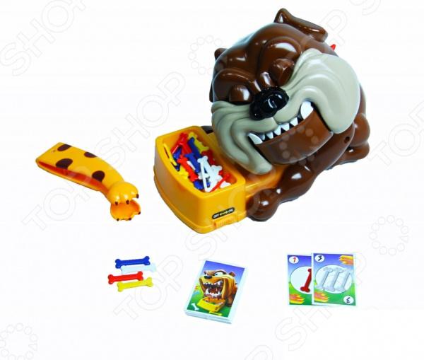 Игра настольная развивающая 1 Toy «Злая Собака»