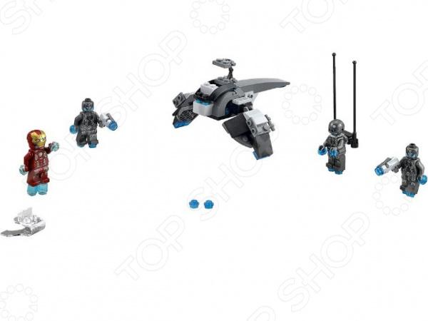 Конструктор LEGO Железный человек против Альтрона