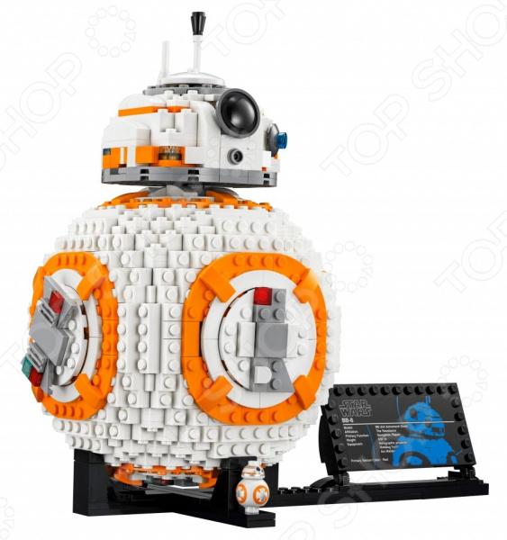 Конструктор игровой LEGO Star Wars ВВ-8