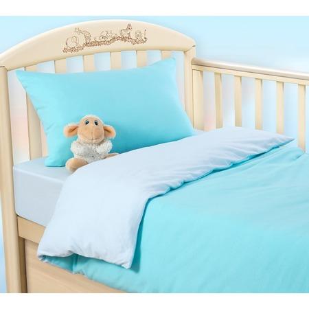 Купить Ясельный комплект постельного белья ТексДизайн «Морской ветерок»
