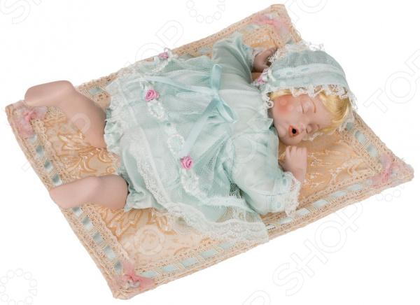 Кукла фарфоровая Lefard «Младенец» 485-245