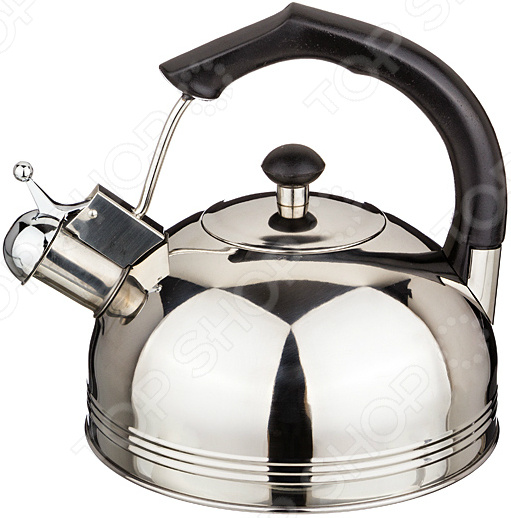 Чайник со свистком Agness 907-037