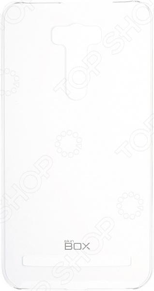 Чехол защитный skinBOX 4People Crystal для ASUS ZenFone 2 Laser ZE601KL