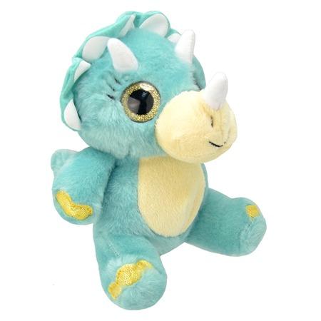 Купить Мягкая игрушка Wild Planet «Динозавр-трицератопс»