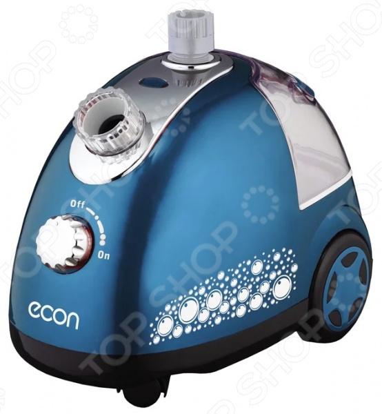 Отпариватель для одежды ECON ECO-BI17-12S Отпариватель для одежды ECON ECO-BI1701S /Темно-бирюзовый