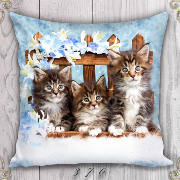 фото Подушка декоративная «Милые друзья», Декоративные подушки