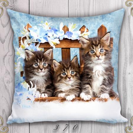Купить Подушка декоративная «Милые друзья»