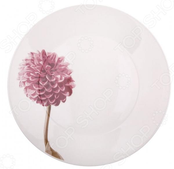Тарелка обеденная Biona «Далия» тарелка обеденная biona beauty