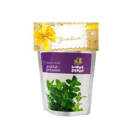 Купить Набор для выращивания Happy Plants «Душица ориганум»