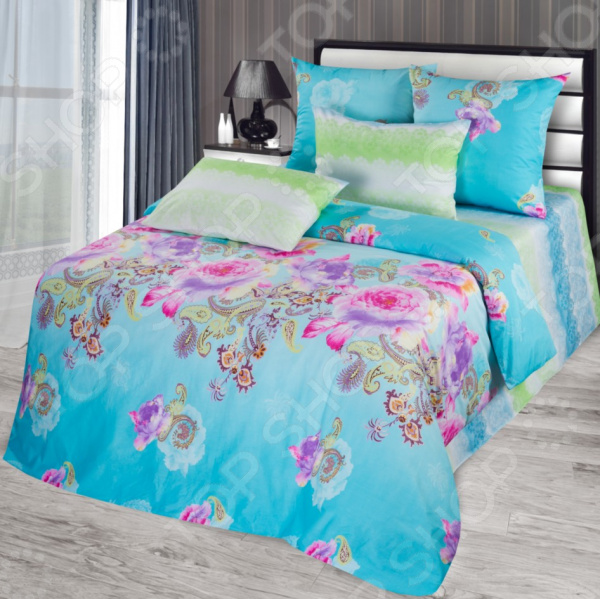 Комплект постельного белья La Noche Del Amor А-720. 2-спальный