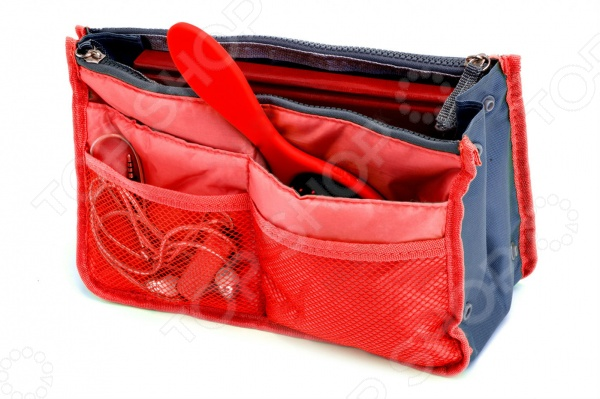 Фото - Органайзер для сумки Bradex Dual Bag sy16 black professional waterproof outdoor bag backpack dslr slr camera bag case for nikon canon sony pentax fuji