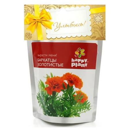 Набор для выращивания Happy Plant «Бархатцы»