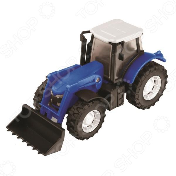 """Машинка игрушечная HTI """"Фермерский трактор"""". В ассортименте"""