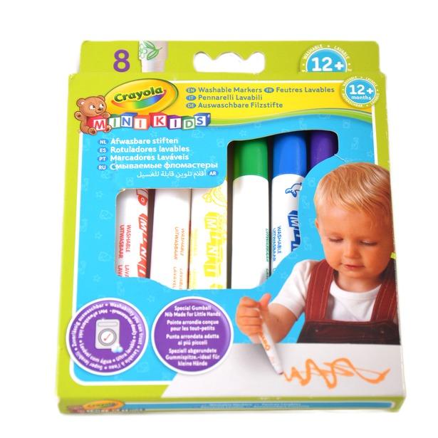 фото Набор фломастеров Crayola First Markers 170162