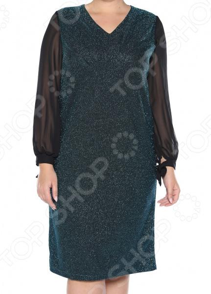 Платье VEAS «Бурлеск». Цвет: голубой lovaru ™ 2017 платье для женщин платье вечернее платье для женщин