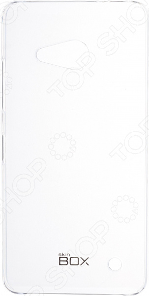 Чехол защитный skinBOX Microsoft Lumia 550 чехол защитный skinbox microsoft lumia 430