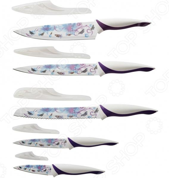 Набор ножей Gipfel 6769 набор ножей 5 предметов gipfel 6769