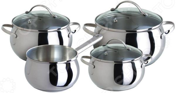 Набор посуды для готовки Regent Apple 93-B-11