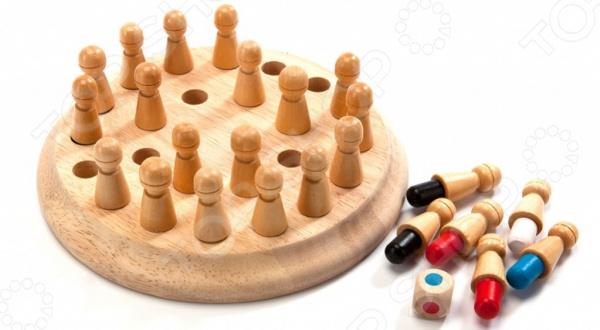 Шахматы детские Bradex «Мнемоники»