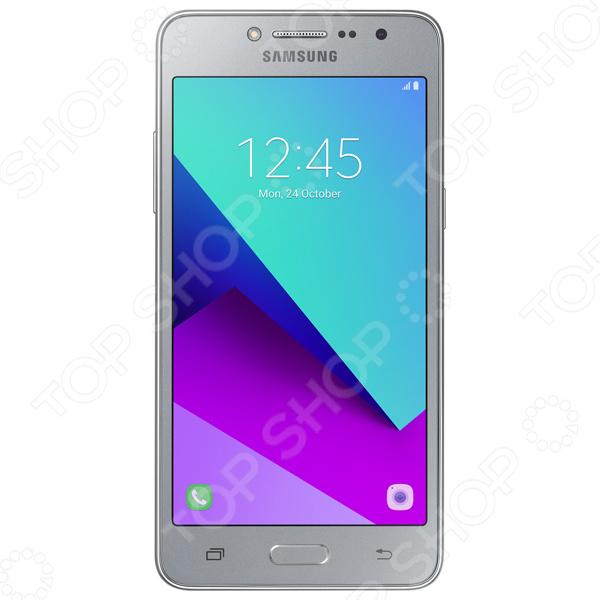 Смартфон Samsung Galaxy J2 8Gb Смартфон Samsung Galaxy J2 /Серебристый