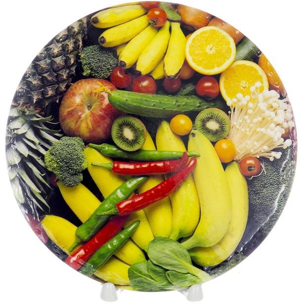 фото Подставка под горячее Elrington «Овощи» JJ-FD011. В ассортименте