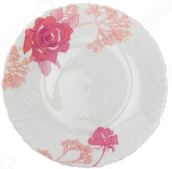 Тарелка обеденная Miolla La Rouge