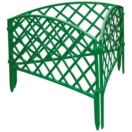 Купить Забор декоративный «Плетенка»