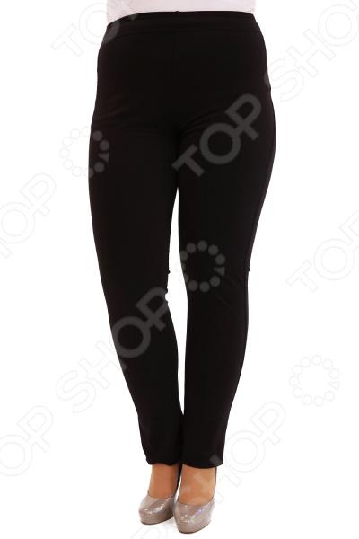 Брюки Лауме-Лайн «Красотка». Цвет: черный брюки лауме лайн стройность цвет черный