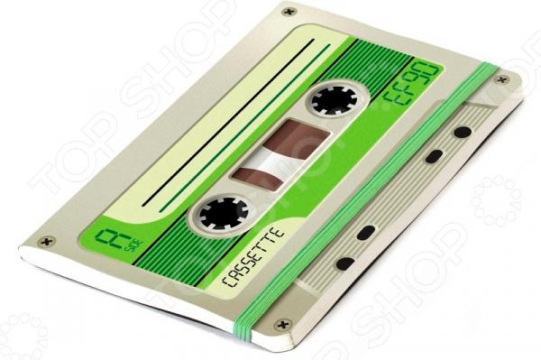 Записная книжка Balvi Record. Цвет: зеленый