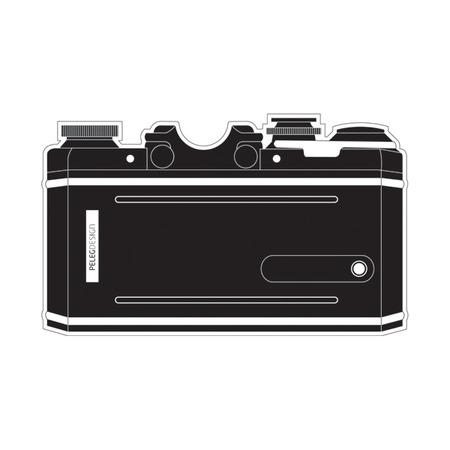 Купить Наклейка на дверной глазок Monkey Business «Дверное око: Фотоаппарат»