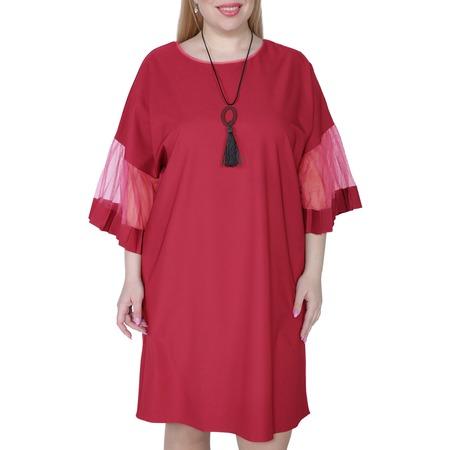 Купить Платье Полное счастье «Донна». Цвет: красный