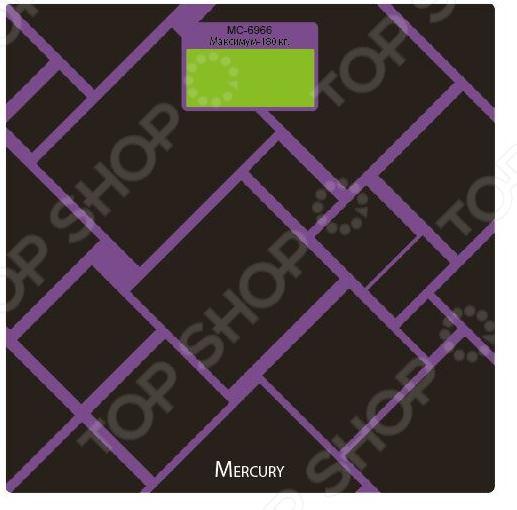 Весы Mercury MC-6966