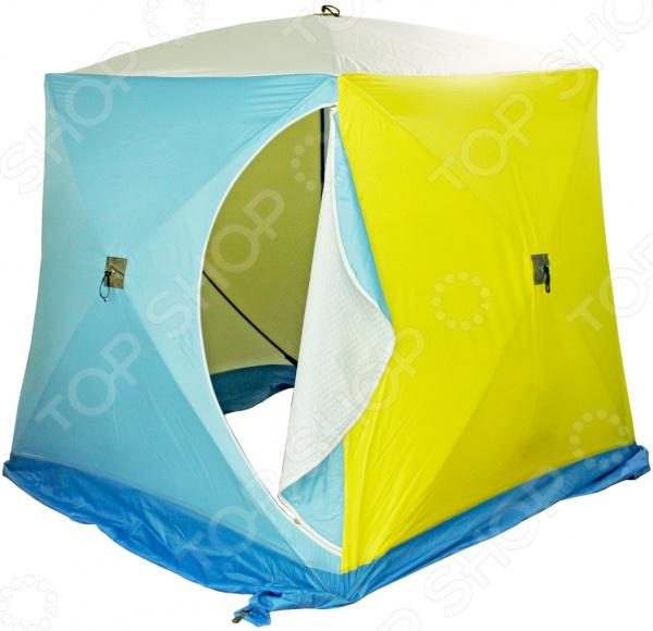 Палатка СТЭК «Куб 2» трехслойная