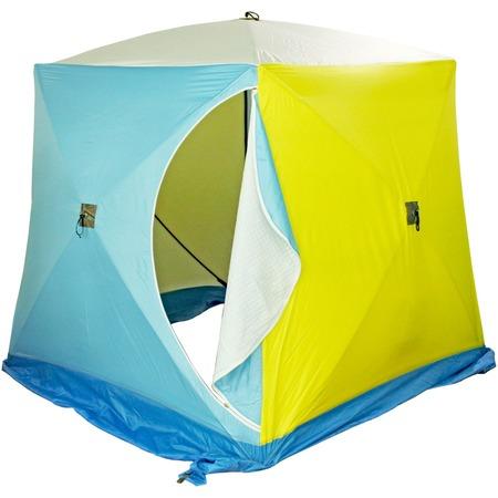 Купить Палатка СТЭК «Куб 2» трехслойная
