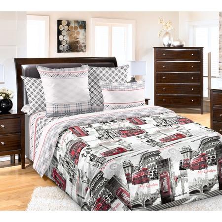 Купить Комплект постельного белья Королевское Искушение с компаньоном «Лондон». 2-спальный