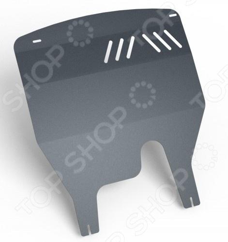 Комплект: защита картера и крепеж NLZ Ford Fiesta 2008-2014: 1,2/1,4/1,6 бензин МКПП/АКПП комплект защита кпп и крепеж nlz nissan pathfinder 2008 2014 2 5 дизель 4 0 бензин мкпп акпп