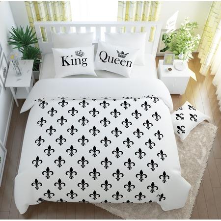 Купить Комплект постельного белья Сирень «Королевский дуэт»