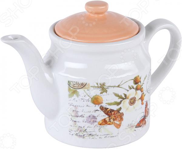 Чайник заварочный Rosenberg RCE-250010-1 чайник заварочный rosenberg rgl 250019 1 1l