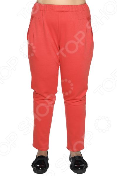 Брюки Pretty Woman «Счастливый день». Цвет: терракотовый брюки lady line klingel цвет терракотовый