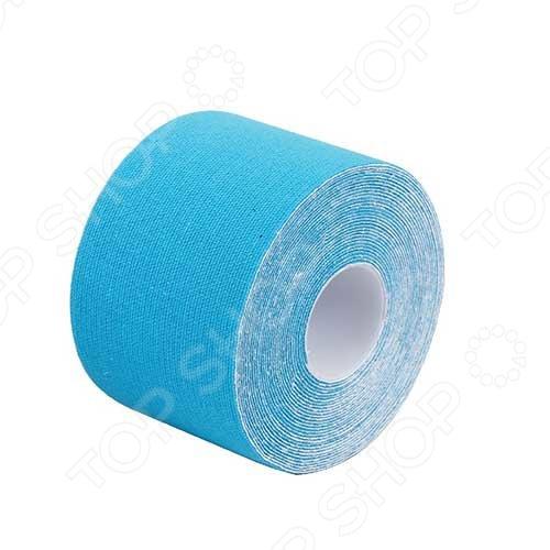 Лента эластичная Lite Weights «Кинезио-тейп» Лента эластичная Lite Weights 5702LW /Голубой
