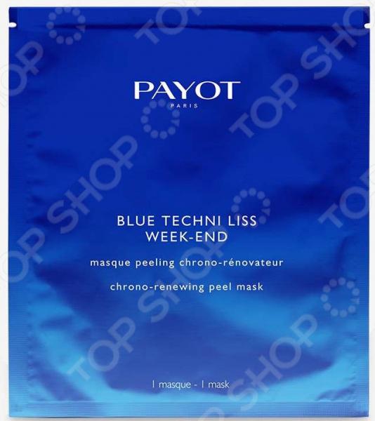 Маска-пилинг для лица Payot Blue Techni Liss маска для лица ультраувлажняющ payot маска для лица ультраувлажняющ