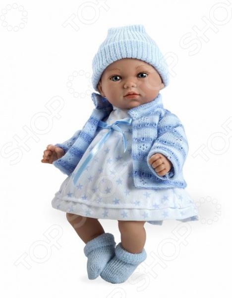 Кукла мягкая интерактивная Arias Т11081